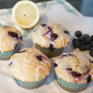 Lemon Blueberry Muffins