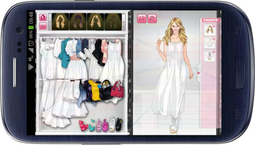 Cool Dress Up: Tracy