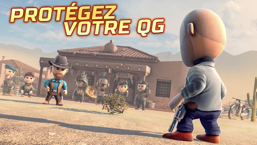 Pocket Troops: Stratégie RPG  captures d'écran 1
