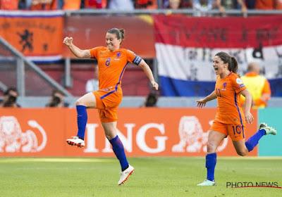 Euro Féminin : les Pays-Bas remportent le titre à domicile !