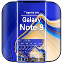 Keyboard For Galaxy Note 9 APK