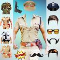 Police Photo Suit 2021 : Women & Men Police Suit icon