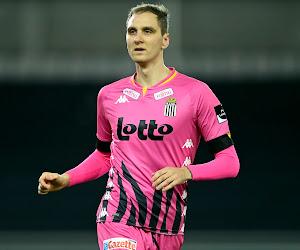 Lukasz Teodorczyk manquera les retrouvailles avec Anderlecht