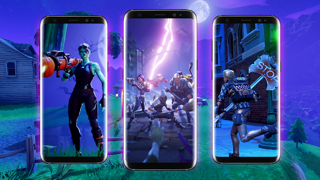 Download Fortnite Schlacht Royale Tapeten Hd Hintergrund 4k Apk
