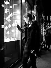 Photo: stars and stripes...  A Christmas Street Tour with +Thomas Leuthard in Luzern...