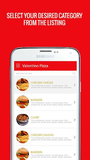 VALENTINO PIZZA LEEDS
