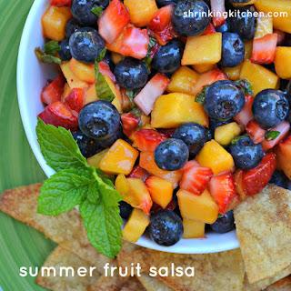 Summer Fruit Salsa