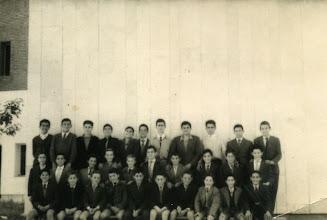 Photo: Curso 1960