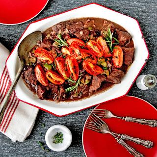 Sicilian Beef Ragout