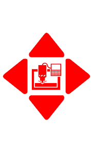 Grbl Controller - náhled