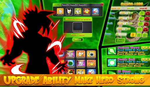 Dragon Z Super Saiyan Ghost 1.04 screenshots 9