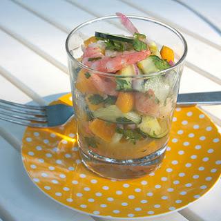 Shrimp Cucumber Mango Salad Recipes