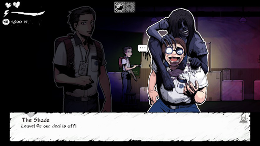 Screenshot for The Coma: Cutting Class in United States Play Store