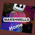 Marshmello - Home icon