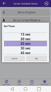 Instrumental Ringtones screenshot