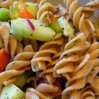 Summer Pasta Salad.