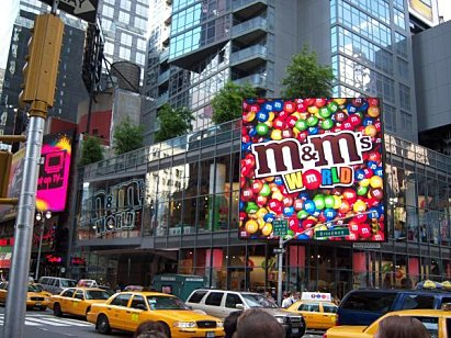 Photo M&M'S World