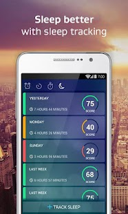 Alarm Clock: Free Sleep Tracker, Stopwatch & Timer Screenshot