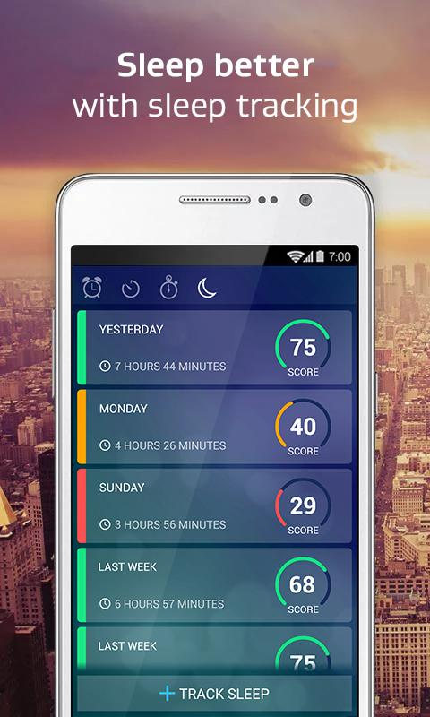 Screenshots of Alarm Clock Xtreme Free +Timer for iPhone
