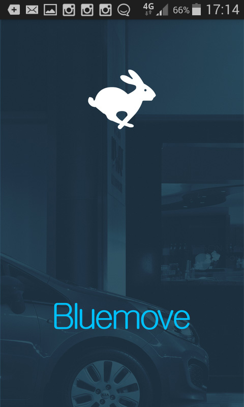 Bluemove- screenshot