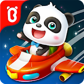 Baby Panda's Space War-Space Guardians & Spaceship