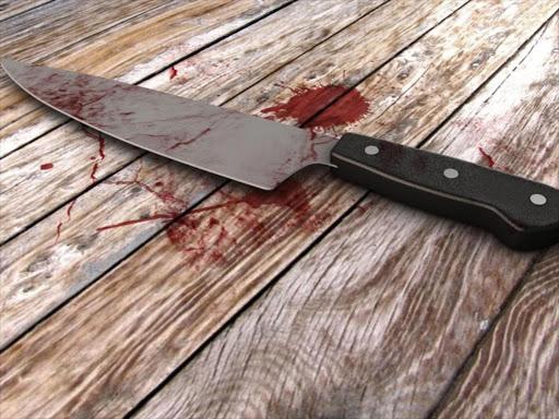 Image result for stab someone kenya