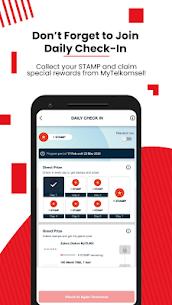 MyTelkomsel – Check & Buy Packages, Redeem POIN 7