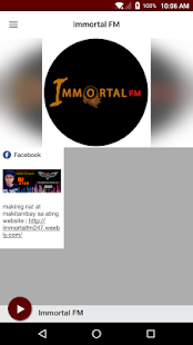 Immortal FM- screenshot thumbnail