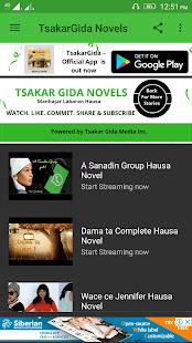 Download TsakarGida Novels For PC Windows and Mac apk screenshot 2