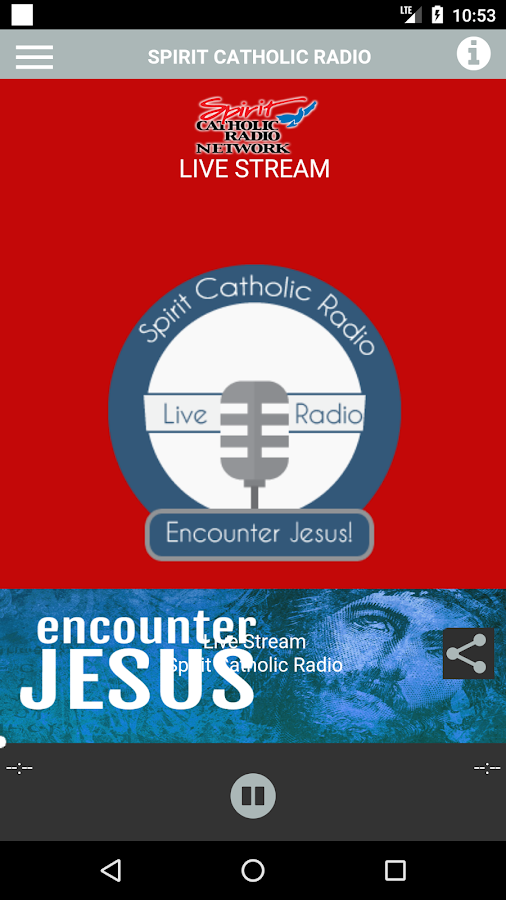 Spirit Catholic Radio- screenshot