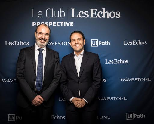 Club Les Echos Prospective avec Cédric O - Wavestone