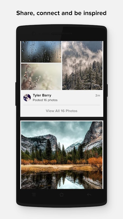 Flickr- screenshot