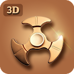 Fidget Spinner 3d - Ultimate Stress Release Game Icon