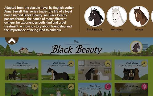 Black Beauty - Storybook