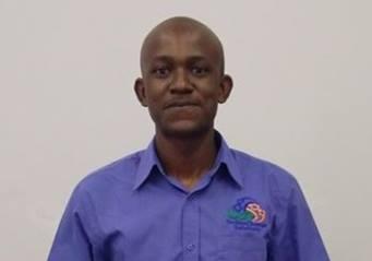 Khaya Solundwana, Senior IT technician at TechnoChange.