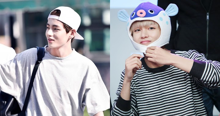 21 Unique Headwear Items Bts S V Pulled Off Absolutely