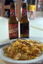Photo: Para terminar con una rica paella valenciana por Santiago Barber en http://tramallol.blogspot.com.es/