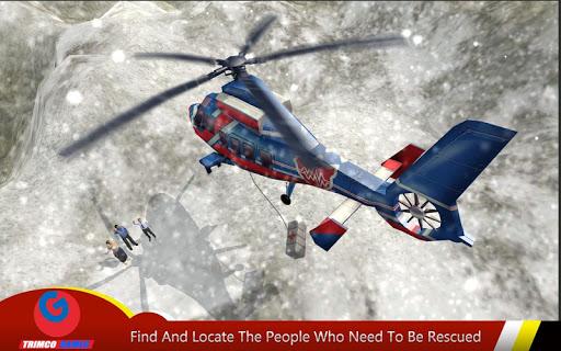 ヘリコプターヒルレスキュー2016