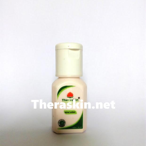 Cream perawatan jerawat Theraskin