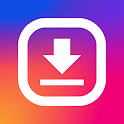 Downloader for Instagram: Video Photo Story Saver icon