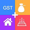 EMI Calculator - GST, SIP, Age icon