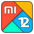 MIUl 12 Limitless - Icon Pack