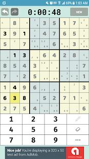 Metro Sudoku - náhled