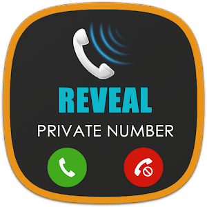 Display private number for PC