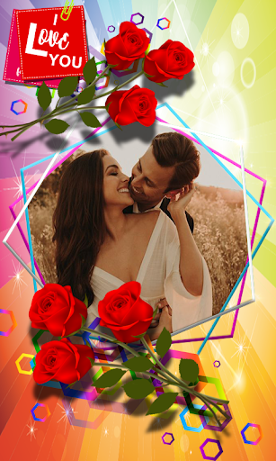 New Valentine Day Love Photo Editor - Love Frames screenshot 21