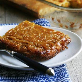 Crème Brûlée Breakfast Bake.