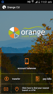 Orange Credit Union- screenshot thumbnail