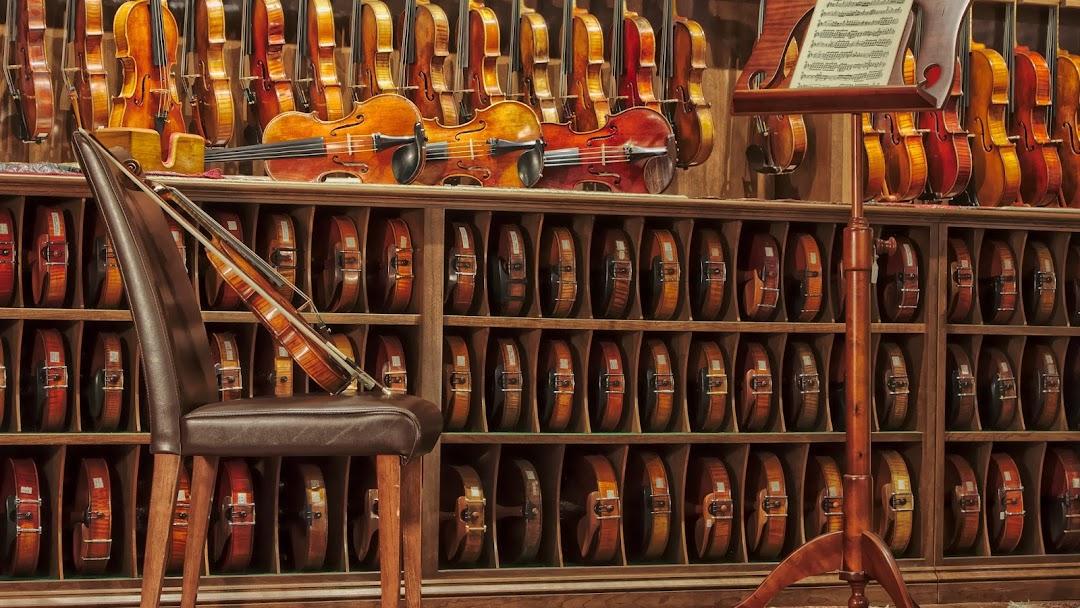 Brobst Violin Shop - Musical Instrument Store in Alexandria