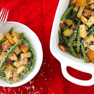 Red Potato Salad with Green Beans and Lemon Dijon Vinaigrette