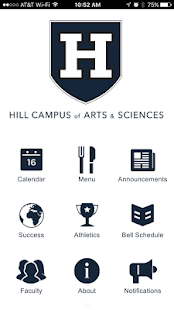 Hill Campus of Arts & Sciences- screenshot thumbnail